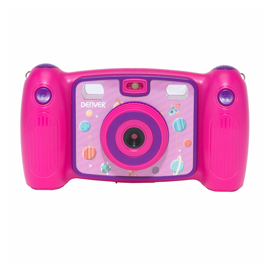 Picture of Denver KCA-1310 FullHD kamera za djecu PINK MK2