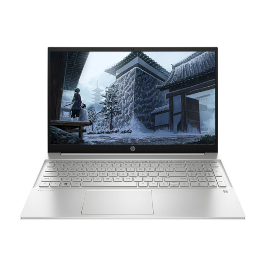 "Picture of HP Pavilion 15-eh1016nm 444U5EA AMD Ryzen 5 5500U 15.6"" FHD IPS AG 16GB/1TB SSD/AMD Radeon Graphics Inegr./DOS/Aluminium Ceramic white"