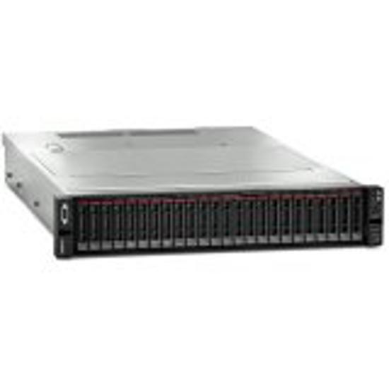 Picture of x( 7X06A0K4EA )Lenovo ThinkSystem SR650, 2U, Xeon Silver 4215R (8C 3.2GHz 11MB Cache/130W) 32GB 2933