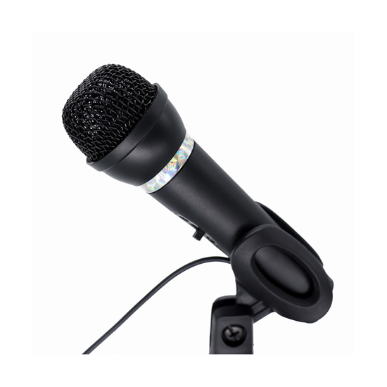 Picture of Mikrofon GEMBIRD sa stativom, MIC-D-04