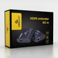 Picture of HDMI kabl extender GEMBIRD, do 60m preko CAT6 LAN kabla, DEX-HDMI-03