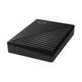 Picture of EXT.HDD 4TB, WDBPKJ0040BBK-WESN My Passport Black HDD,2,5,USB 3.2 Gen1