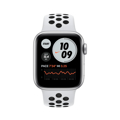 Picture of Apple Watch 6 44mm Nike edition Aluminum Case with Sport Band - White