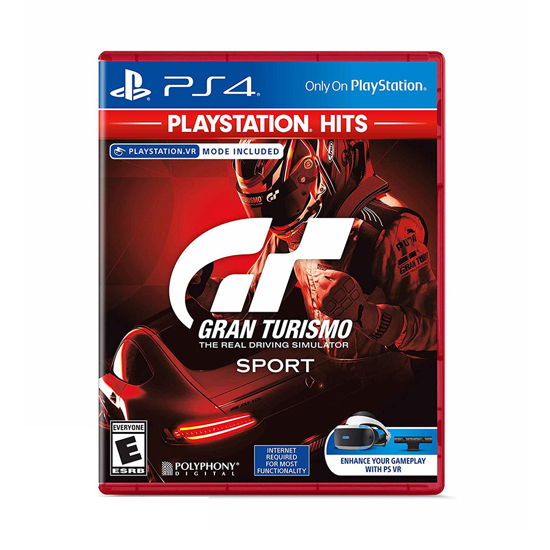 Picture of Gran Turismo Sport HITS PS4