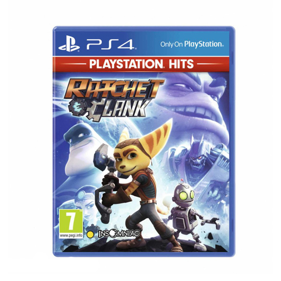 Picture of Ratchet and Clank PS4 HITS