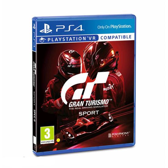 Picture of Gran Turismo Sport Spec II PS4