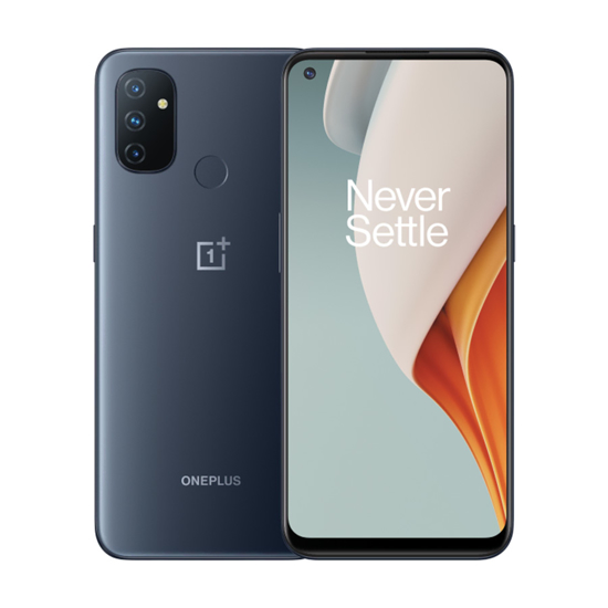 Picture of Mobitel OnePlus Nord N100 Dual Sim 4GB 64GB Midnight Frost