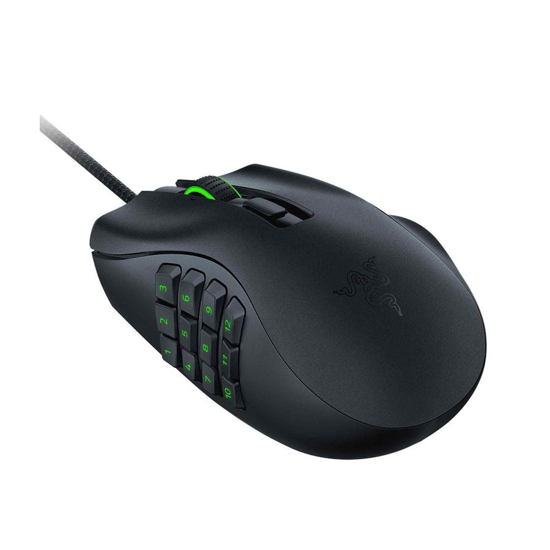 Picture of Miš Razer™ Naga X - Wired MMO Gaming Mouse - FRML RZ01-03590100-R3M1