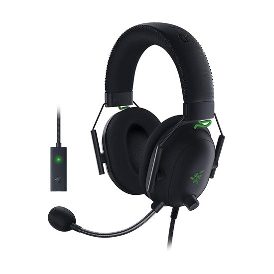 Picture of Slušalice Razer BlackShark V2 - Wired Gaming Headset + USB Sound Card - FRML RZ04-03230100-R3M1