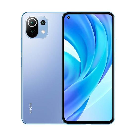 Picture of Mobitel XIAOMI Mi 11 Lite Dual Sim 128GB 6GB 4G Blue