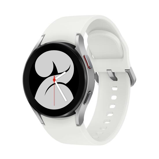 Picture of Samsung Galaxy Watch 4 40mm BT Silver SM-R860NZSAEUF