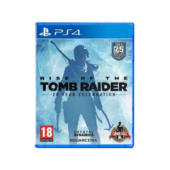 Picture of Rise of the Tomb Raider 20th Anniverssary PS4