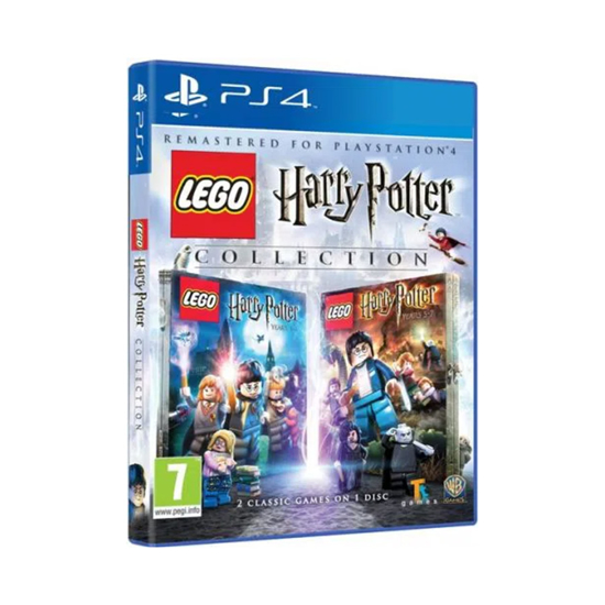 Picture of LEGO Harry Potter Years 1-7 PS4