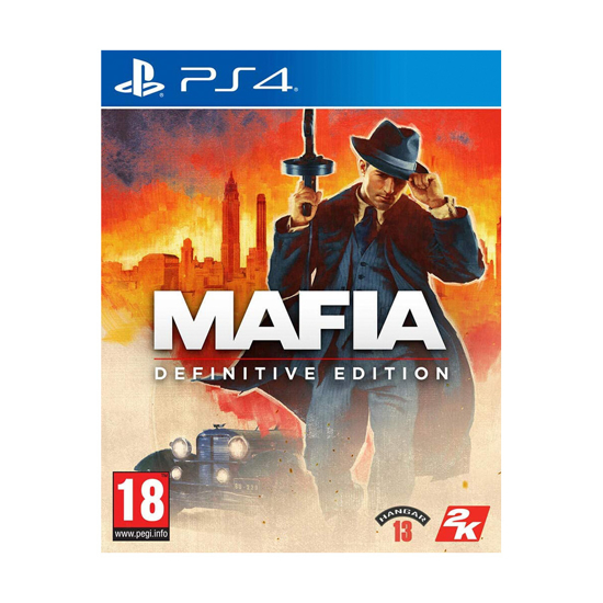 Picture of Mafia Definitive Edition PS4