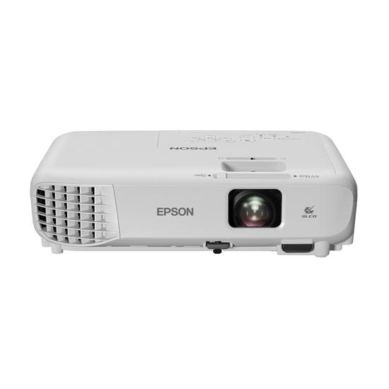 Picture of PROJEKTOR EPSON EB-X06 XGA 1024x768, 4:3 3600lum  16.000:1, VGA in, HDMI in, Composite in, Cinch audio in