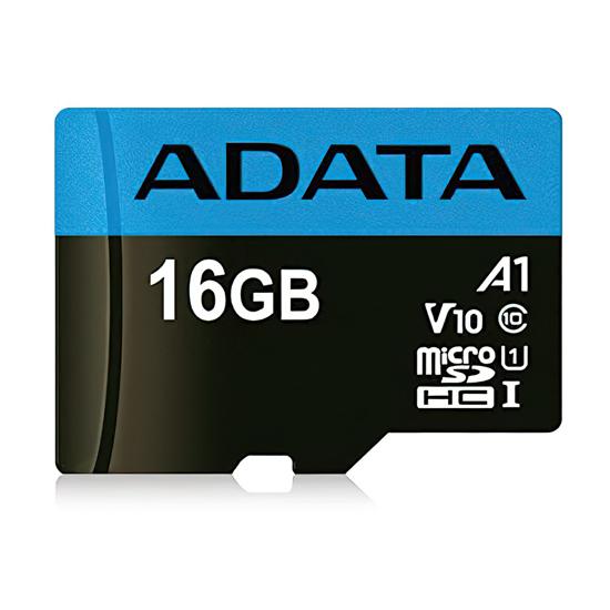 Picture of MICRO SD ADATA 16GB CLASS 10 AUSDH16GUICL10A1-RA1