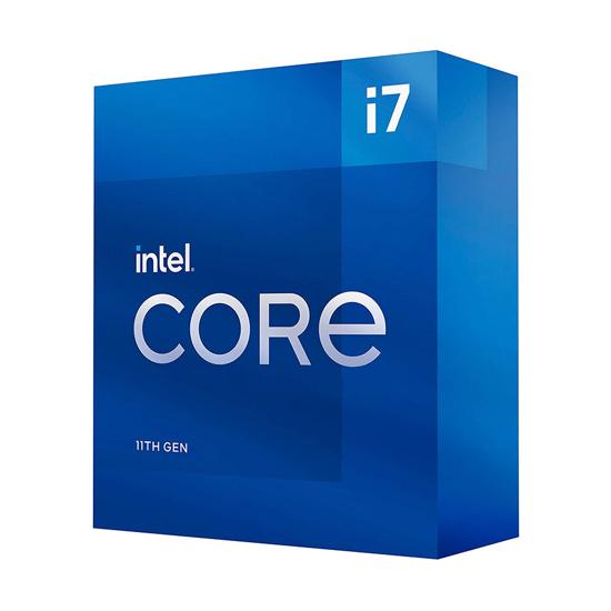 Picture of CPU Intel Core i7-11700 Processor 2.5GHz 16MB L3 LGA1200 BOX