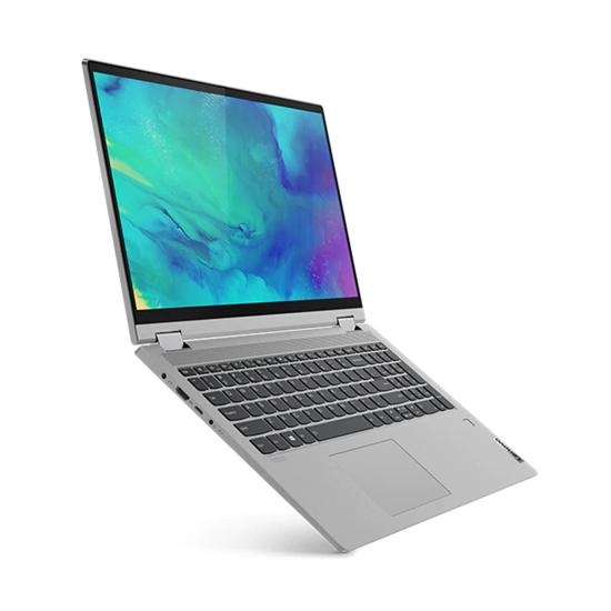 """Picture of Lenovo IdeaPad Flex 5 14ARE05 81X200E7SC 14"""" FHD IPS Touch AMD Ryzen 5 4500U/8GB/512GB SSD/Win.10.Pro/2god/siva"""