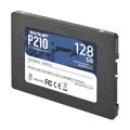 """Picture of SSD 2,5"""" PATRIOT P210 SATA 3 128GB P210s128G25"""