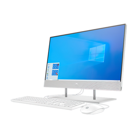 Picture of HP All-in-One LCD 23.8 FHD AG LED 24-dp0110ny, AMD Ryzen 3 4300U (2.4GHz, 4 core), 8GB DDR4 3200 8GB, 256 GB SSD NVMe, AMD graphics,GAR3God. 236Q9EA