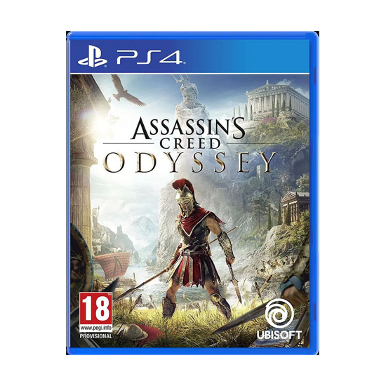 """Picture of Assassin""""s Creed Odyssey Standard Edition PS4"""