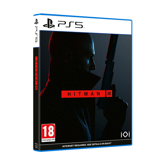 Picture of Hitman 3 PS5 Standard Edition