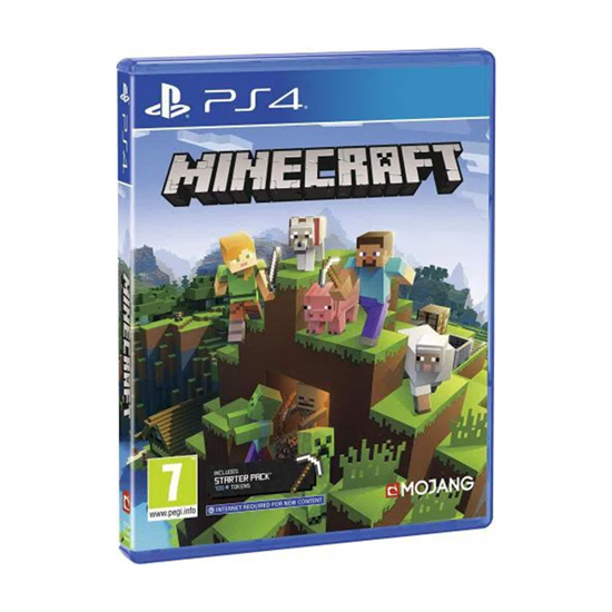 Picture of Minecraft Starter Collection Refresh PS4