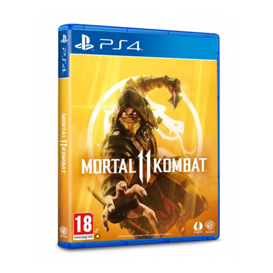 Picture of Mortal Kombat 11 PS4