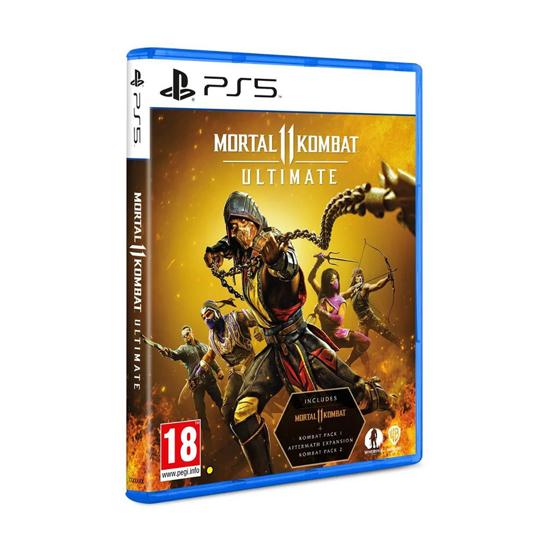 Picture of Mortal Kombat 11 Ultimate PS5