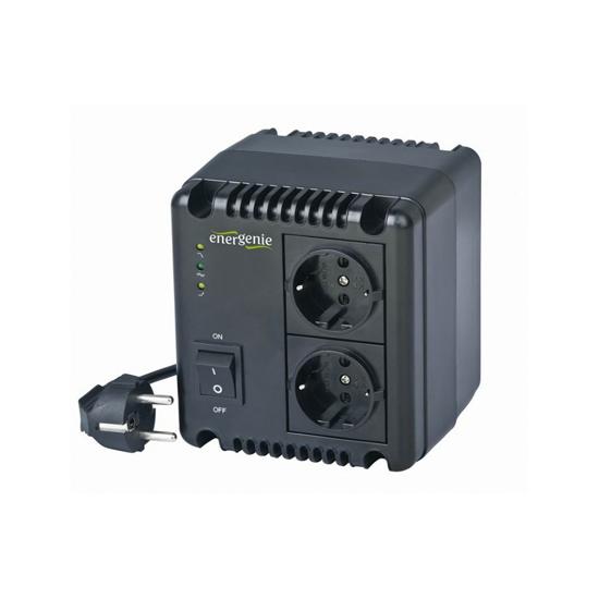 Picture of Gembird AC regulator+stabilizator, 220V 1000VA EG-AVR-1001