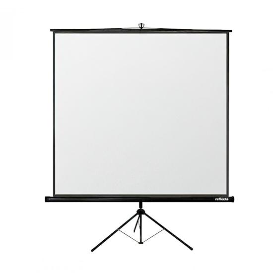 Picture of Platno za projektor tripod BRAUN 220x220cm