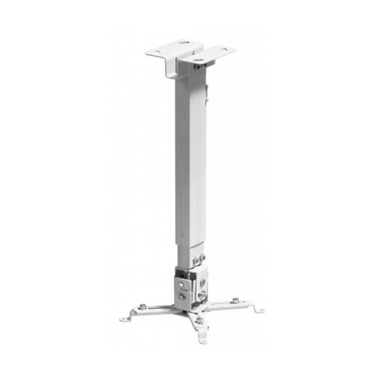 Picture of Univerzalni stropni nosač za projektore Reflecta TAPA, maksimalna nosivost 20kg
