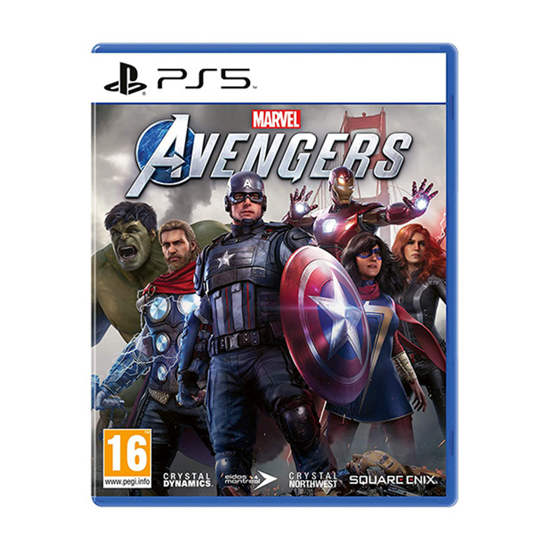 """Picture of Marvel""""s Avengers Standard Edition PS5"""