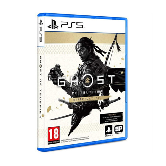 Picture of Ghost of Tsushima Director's Cut PS5