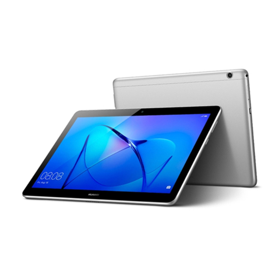 Picture of Tablet Huawei MediaPad T3 10 2GB/32GB Premium pack, poklon futrola