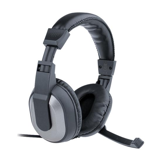 Picture of Slušalice sa mikrofonom SPEEDLINK THEBE Stereo, black, SL-870020-BK