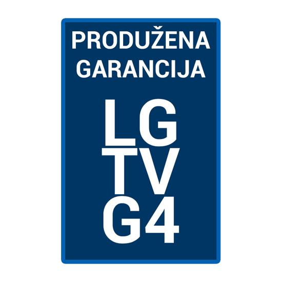 Picture of Produžena garancija za LG TV G4