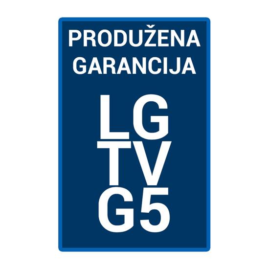 Picture of Produžena garancija za LG TV G5