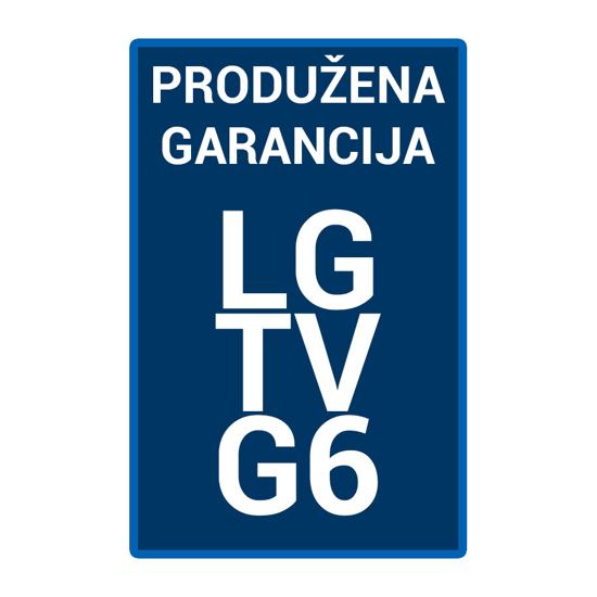 Picture of Produžena garancija za LG TV G6