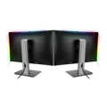 Picture of SPEEDLINK RGB MYX LED Dual Monitor Kit SL-600608-MTCL