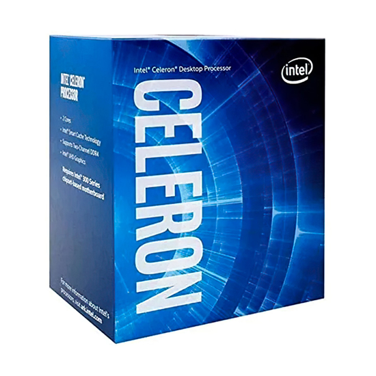 Picture of CPU Intel Celeron G5900 Procesor 3.4GHz 4MB L3 LGA1200 BOX Comet Lake