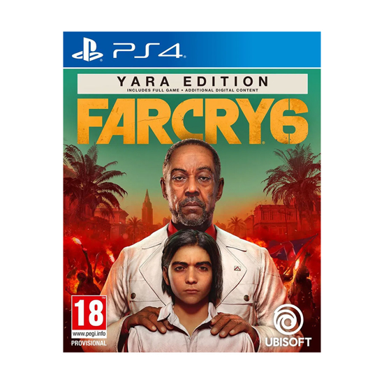 Picture of Far Cry 6 Yara Special Day 1 Edition PS4