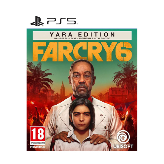 Picture of Far Cry 6 Yara Special Day 1 Edition PS5