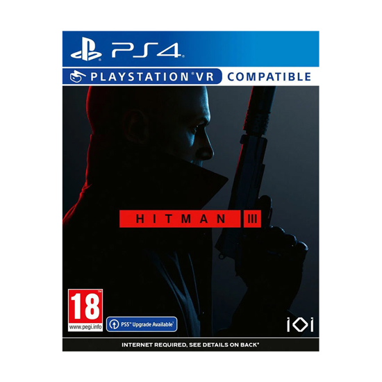 Picture of Hitman 3 PS4 Standard Edition