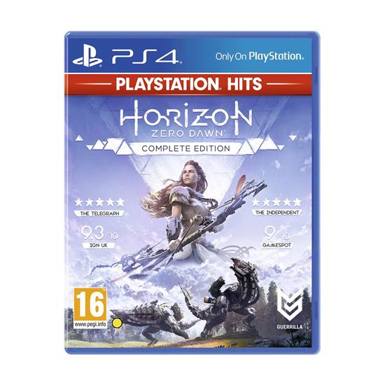 Picture of Horizon Zero Dawn Complete Edition HITS PS4