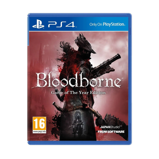 Picture of Bloodborne GOTY PS4