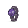 Picture of GARMIN LILY SPORT MIDNIGHT ORCHID DEEP ORCHID SILIKONSKI REMEN 010-02384-12
