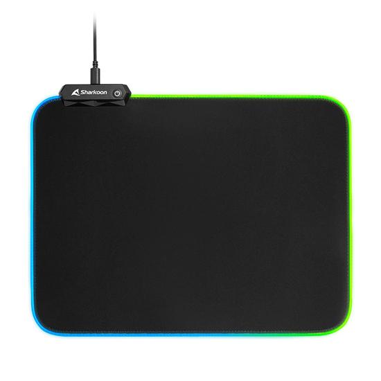 Picture of Podloga za miš SHARKOON gaming 1337 Mat RGB V2 360, 360 x 270 x 3 mm