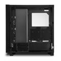 Picture of Kućište SHARKOON gaming, ELITE SHARK CA300H 4x120 mm Addressable RGB Fans, black
